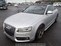 Used 2009 AUDI S5 BG097928 for Sale for Sale