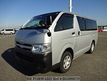 Used 2011 TOYOTA HIACE VAN BG099578 for Sale for Sale