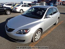 Used 2008 MAZDA AXELA SPORT BG101462 for Sale for Sale