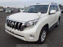 Used 2016 TOYOTA LAND CRUISER PRADO BG101890 for Sale for Sale