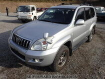 Used 2006 TOYOTA LAND CRUISER PRADO BG102765 for Sale for Sale