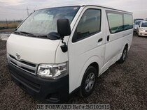 Used 2010 TOYOTA HIACE VAN BG102812 for Sale for Sale
