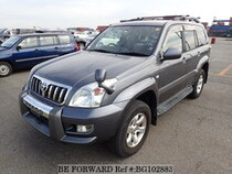 Used 2004 TOYOTA LAND CRUISER PRADO BG102883 for Sale for Sale