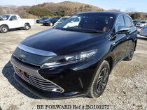 Used 2017 TOYOTA HARRIER BG103272 for Sale for Sale