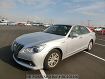 Used 2014 TOYOTA CROWN HYBRID BG103109 for Sale for Sale