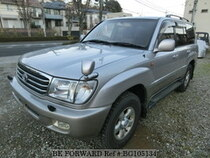 Used 1999 TOYOTA LAND CRUISER BG105134 for Sale for Sale