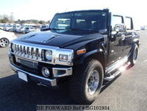Used 2006 HUMMER H2 BG101934 for Sale for Sale
