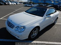 Used 2004 MERCEDES-BENZ CLK-CLASS BG104858 for Sale for Sale