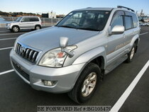 Used 2004 TOYOTA LAND CRUISER PRADO BG105479 for Sale for Sale