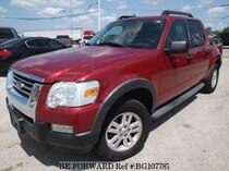 Used 2009 FORD EXPLORER BG107787 for Sale for Sale