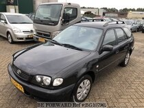 Used 2001 TOYOTA COROLLA BG107962 for Sale for Sale