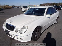 Used 2006 MERCEDES-BENZ E-CLASS BG109847 for Sale for Sale
