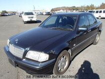 Used 1999 MERCEDES-BENZ C-CLASS BG109850 for Sale for Sale
