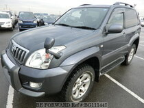 Used 2004 TOYOTA LAND CRUISER PRADO BG111445 for Sale for Sale