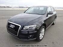 Used 2010 AUDI Q5 BG111796 for Sale for Sale