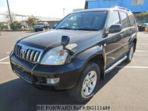 Used 2008 TOYOTA LAND CRUISER PRADO BG111488 for Sale for Sale