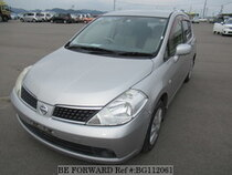 Used 2006 NISSAN TIIDA BG112061 for Sale for Sale