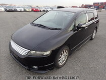 Used 2008 HONDA ODYSSEY BG113017 for Sale for Sale