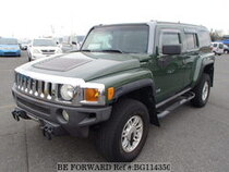 Used 2006 HUMMER H3 BG114350 for Sale for Sale