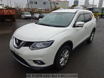 Used 2015 NISSAN X-TRAIL BG115326 for Sale for Sale