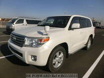 Used 2012 TOYOTA LAND CRUISER BG115513 for Sale for Sale