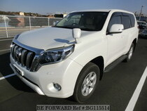 Used 2014 TOYOTA LAND CRUISER PRADO BG115514 for Sale for Sale