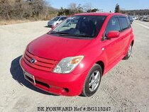 Used 2005 TOYOTA IST BG115247 for Sale for Sale
