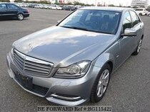 Used 2012 MERCEDES-BENZ C-CLASS BG115422 for Sale for Sale