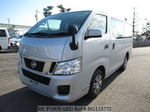 Used 2014 NISSAN CARAVAN VAN BG115775 for Sale for Sale
