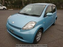 Used 2006 TOYOTA PASSO BG115923 for Sale for Sale