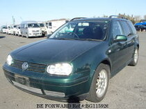 Used 2001 VOLKSWAGEN GOLF WAGON BG115926 for Sale for Sale