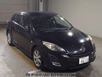 Used 2010 MAZDA AXELA SPORT BG117364 for Sale for Sale