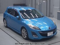 Used 2009 MAZDA AXELA SPORT BG117239 for Sale for Sale
