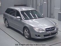 Used 2008 SUBARU LEGACY TOURING WAGON BG117244 for Sale for Sale