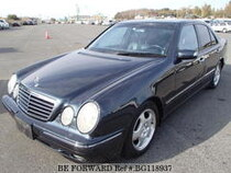 Used 2001 MERCEDES-BENZ E-CLASS BG118937 for Sale for Sale