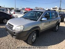 Used 2006 HYUNDAI TUCSON BG119173 for Sale for Sale