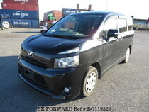 Used 2008 TOYOTA VOXY BG119329 for Sale for Sale