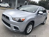Used 2012 MITSUBISHI OUTLANDER BG121349 for Sale for Sale