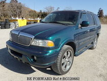 Used 2002 LINCOLN NAVIGATOR BG120663 for Sale for Sale