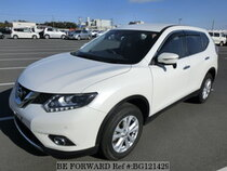 Used 2014 NISSAN X-TRAIL BG121429 for Sale for Sale