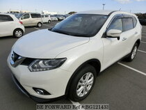 Used 2014 NISSAN X-TRAIL BG121433 for Sale for Sale