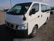 Used 2014 NISSAN CARAVAN VAN BG120490 for Sale for Sale