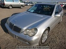 Used 2000 MERCEDES-BENZ C-CLASS BG120495 for Sale for Sale