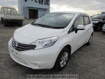 Used 2014 NISSAN NOTE BG120516 for Sale for Sale