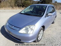 Used 2000 HONDA CIVIC BG121720 for Sale for Sale