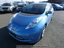 Used 2012 NISSAN LEAF BG121941 for Sale for Sale
