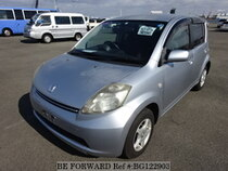 Used 2006 TOYOTA PASSO BG122903 for Sale for Sale