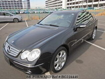 Used 2005 MERCEDES-BENZ CLK-CLASS BG124449 for Sale for Sale
