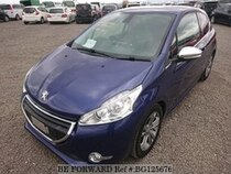 Used 2014 PEUGEOT 208 BG125676 for Sale for Sale