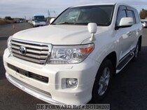 Used 2013 TOYOTA LAND CRUISER BG126203 for Sale for Sale